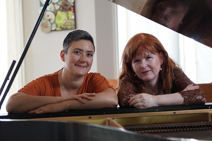 This Same Temple :: Sarah Cahill and Regina Myers Piano Duo image