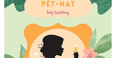 Pét-Nat Big Tasting tickets