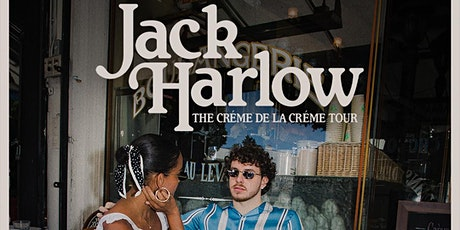 Jack Harlow Crème de la Crème Tour with Babyface Ray and Mavi tickets