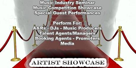 Performance Slots & Sponsors - Industry Spotlight (Online Showcase) tickets
