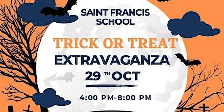 Trick or Treat Extravaganza 2021 tickets