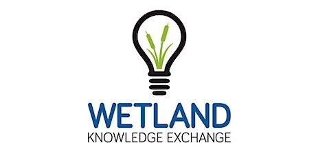 October 2021 Wetland Knowledge Exchange Webinar tickets
