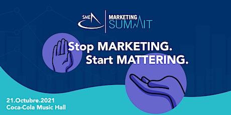 SME Marketing Summit: Stop Marketing. Start Mattering. tickets