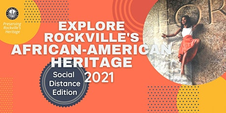 Explore Rockville's African-American Heritage ~ Scavenger Hunt & Tour tickets