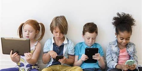 Screen Time Is Not Going Anywhere: What Can We Do About It? tickets