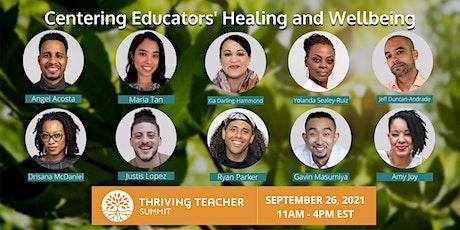 Thriving Teacher Summit tickets