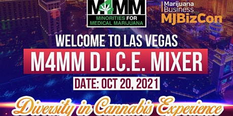 Welcome to Las Vegas: M4MM Dice Mixer tickets
