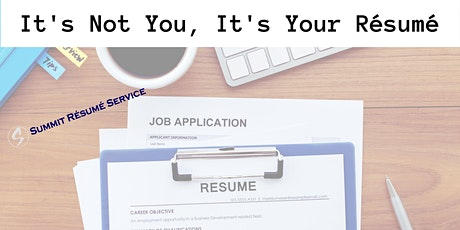 Your Résumé: What You Need to Know Now tickets