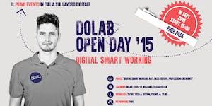 DoLab Open Day '15 - Digital Smart Working