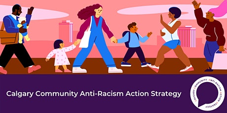 Building Calgary's anti-racism Action Strategy hosted by PCHS Calgary tickets