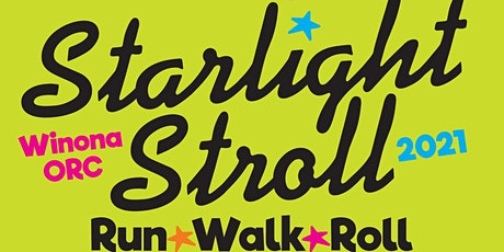 Volunteers needed for the Starlight Stroll 2021 tickets