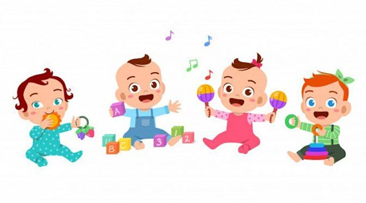 Baby indoor playgroup 0-18months.(Oct. 26th ) image