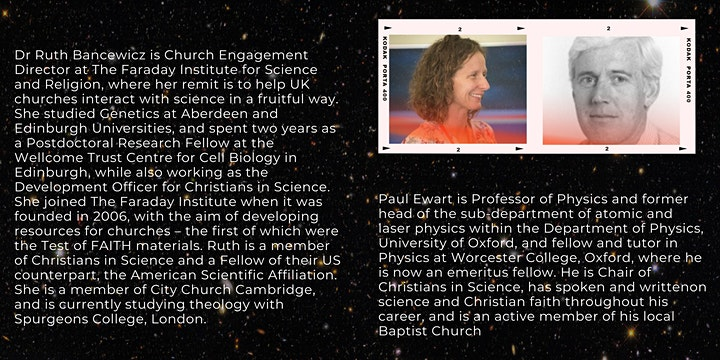 Equipped: Introduction to Science and Christianity with Faraday Institute image
