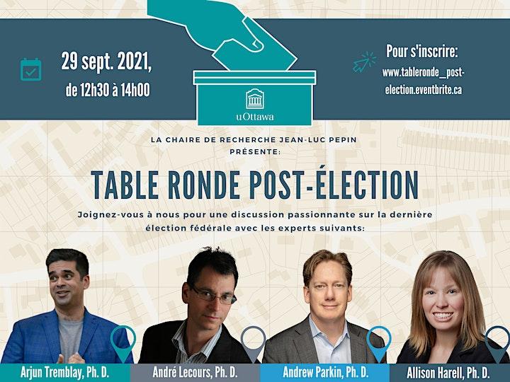 Table Ronde post-élection image