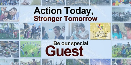 Action Today, Stronger Tomorrow tickets