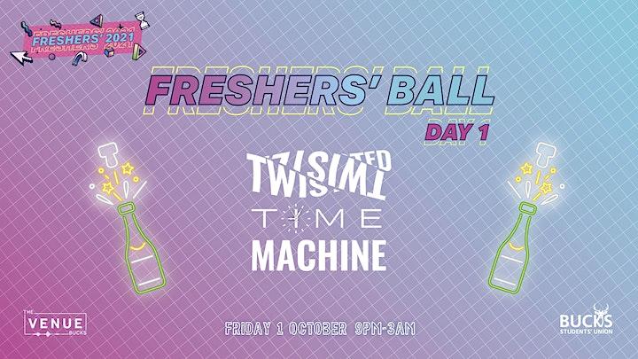 Freshers Ball 2021 image