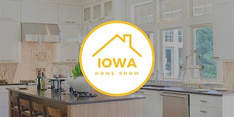 Iowa Fall Home Show tickets