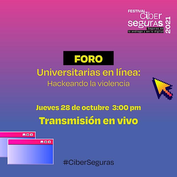 Imagen de Universitarias en línea: Hackeando la violencia