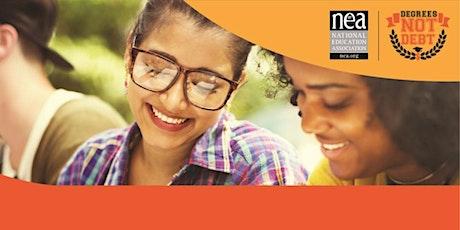 Degrees Not Debt - Student Loan Forgiveness - November 2021 tickets