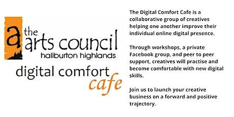 The Digital Comfort Café tickets
