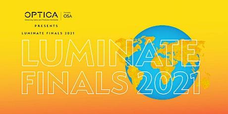 Luminate Finals 2021 tickets