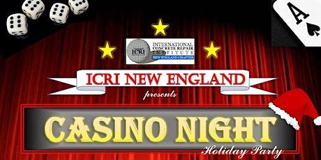 ICRI-NE 2021 Holiday Social tickets