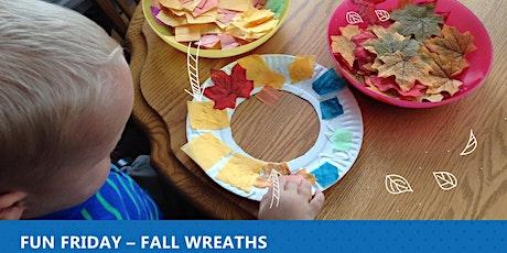 Fun Friday:  Fall Wreaths tickets
