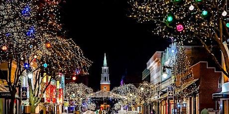 Singles Bay Area - Christmas lights (limo ride) tickets