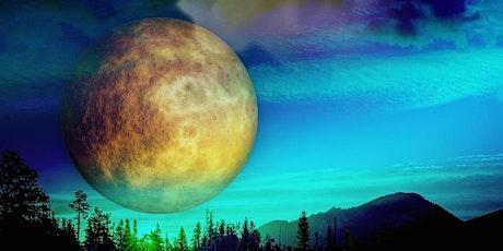 Full Moon Meditation Gathering (Oct 19, Online)! tickets