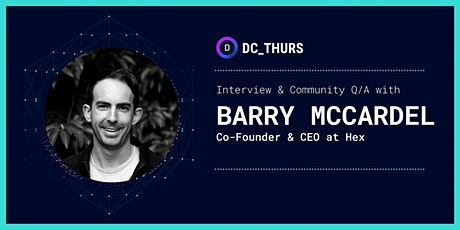 DC_THURS on Data Science, Notebooks, & Collaboration w/ Barry McCardel tickets