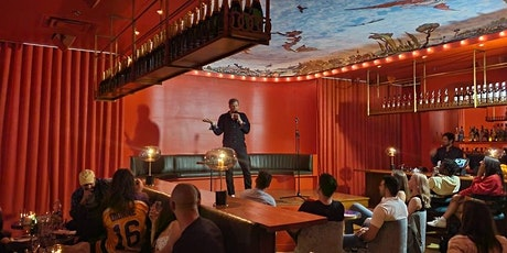 Comedy at the Red Room #10 tickets