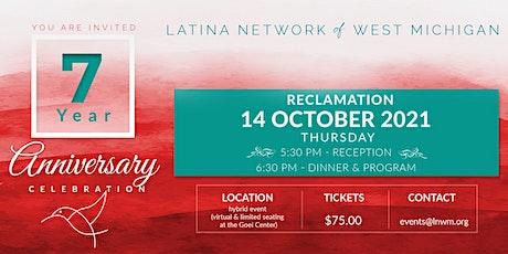 Latina Network of West Michigan Anniversary Celebration tickets
