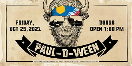 Paul-O-Ween: An Evening Supporting Sioux Falls' Mayor tickets