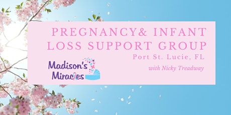 Pregnancy & Infant Loss Support Group - Nicky Treadway tickets