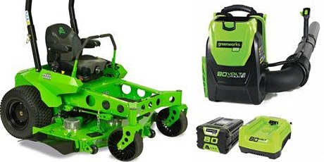 Electric Mower Demonstration tickets