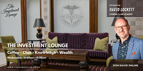 The Investment Lounge, Business Networking Event,  Worcestershire, Midlands tickets