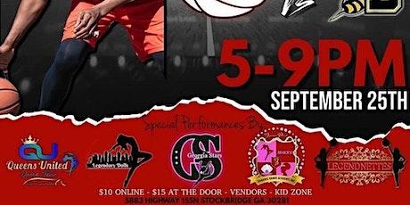 Atlanta Legends Saturday Showcase tickets