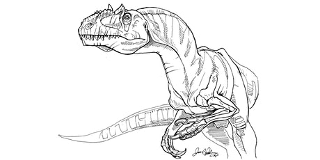 Drawn to Dinosaurs: Paleopalooza Edition tickets