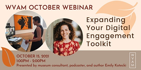 Expanding Your Digital Engagement Toolkit tickets