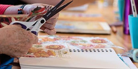 Discover the Magic of Visual Journaling -- In-person -- Nov.6-Dec.11 tickets