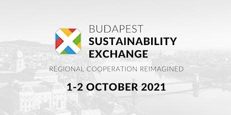 II. Budapest Sustainability Exchange tickets