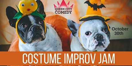 Costume  Improv Jam with Queen City Comedy tickets