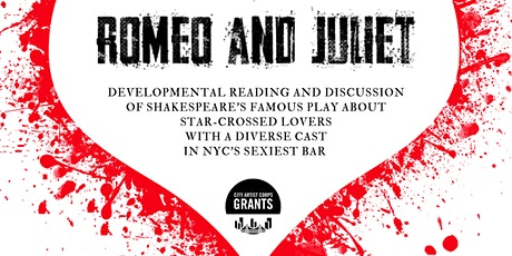 Modern Reading/Discussion of Shakespeare's Romeo & Juliet tickets