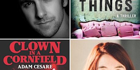 An Evening with Lauren Forry & Adam Cesare (Online) tickets