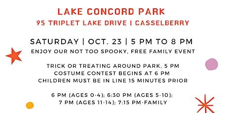 Halloween Spooktoberfest tickets
