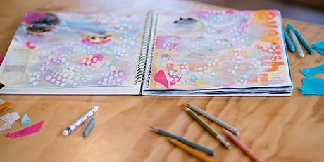 Discover the Magic of Visual Journaling -- ONLINE -- Nov.6 - Dec.11 tickets