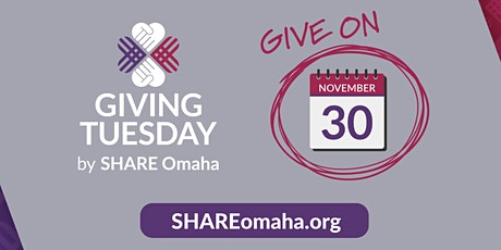 Marketing for Giving Tuesday tickets