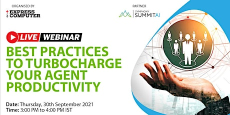Best practices to turbocharge your agent productivity tickets