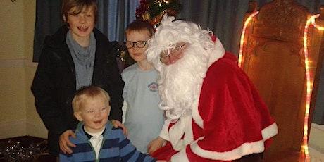 Santa's Grotto at Loanhead Church Christmas Fair tickets