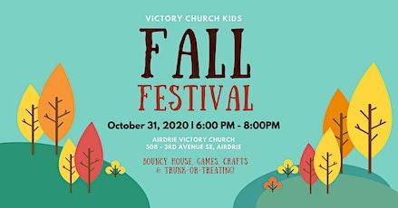 Victory Church Kids Fall Festival 2021 tickets